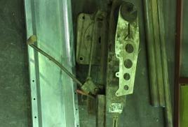 Машинка стендовая мишенная Стрела -1