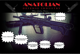 Anatolian Defense Industry